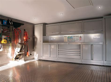 dura fitted garages contemporary garage  shed
