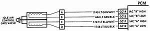 Idle Air Control Valve Wiring Diagram