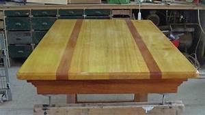 Table Bois Exotique : menuiserie franck bachet le bois 89500 bussy le repos ~ Farleysfitness.com Idées de Décoration