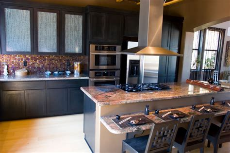 salmon colored kitchen 40 magnificent kitchen designs with cabinets 2092