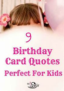 Birthday Card Quotes For Teens. QuotesGram