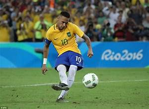 Brazil 1-1 Germany (Brazil win 5-4 on Pens): Neymar blasts ...