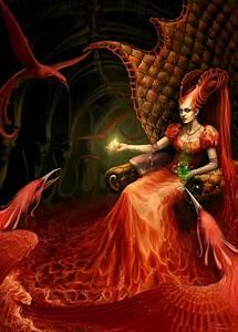 Gorgeous Showcase Of Digital Fantasy Illustrations