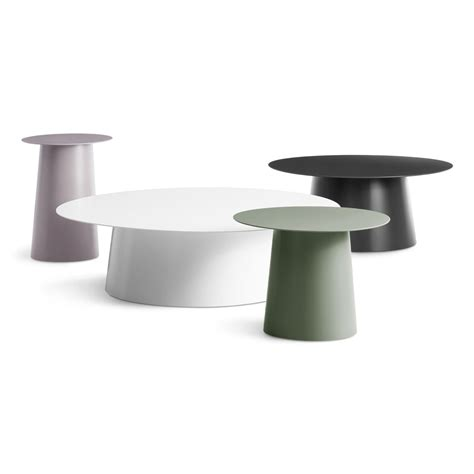 Sleekly modern, this studio designs camber round coffee table showcases top quality construction and minimalist detailing. Circula Large Coffee Table | Round coffee table modern, Outdoor coffee tables, Low coffee table