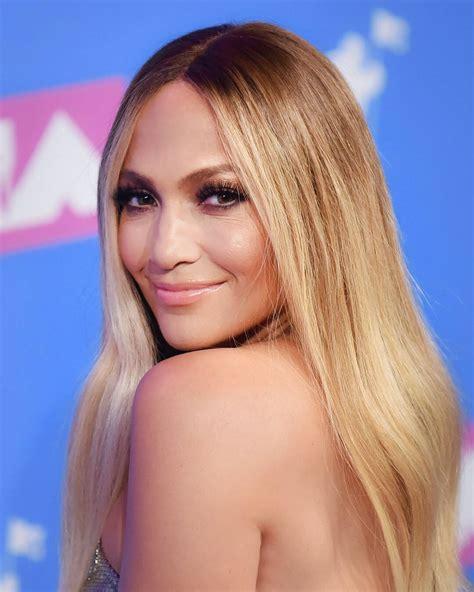 Jennifer Lopez Mermaid Hair More Stunning Beauty