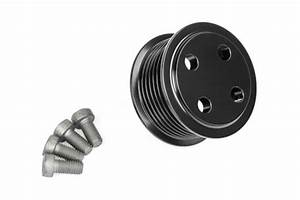 Apr Ms100139 Apr Supercharger Drive Pulley