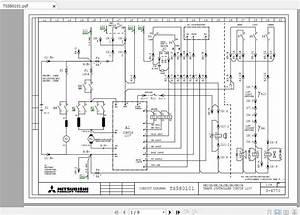 Mitsubishi Forklift Sb12r  Sb15r  Sb20r Manuals  U0026 Diagrams