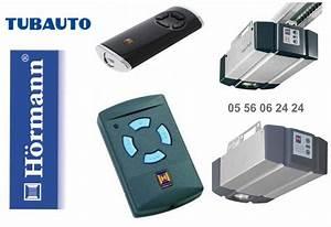 Quelques liens utiles for Telecommande porte de garage tubauto
