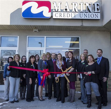 Light Commerce Credit Union by Marine Credit Union Comes To Menomonie Business