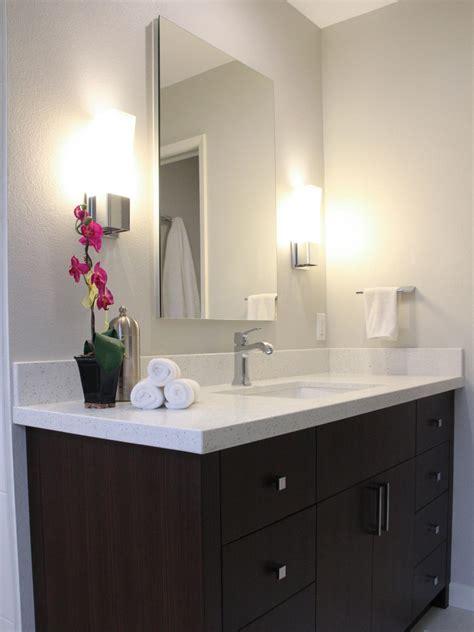 Contemporary Bathroom Cabinet by Photo Page Hgtv
