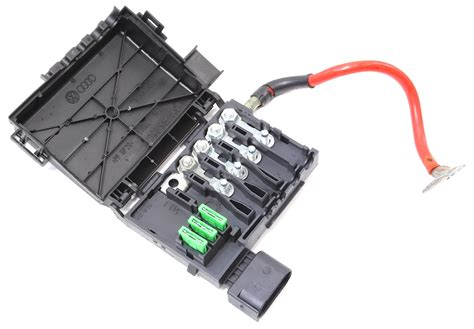 battery distribution fuse box vw jetta golf gti beetle mk