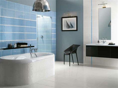 Badezimmer Fliesen Grau Blau by Blaue Fliesen F 252 Rs Badezimmer 25 Moderne Beispiele