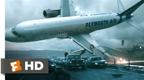 Nadine Yacht Sinking Plane Crash by Knowing 2 10 Clip Aerial Cataclysm 2009 Hd