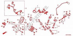 Sub Harness Ignition Coil For Honda Crossrunner 800 2011   Honda Motorcycles  U0026 Atvs Genuine