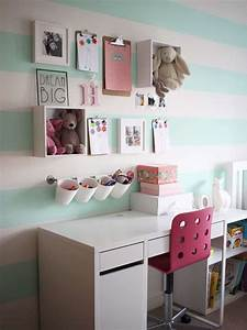 mint green bedroom tour taming twins With cheap desks for girls