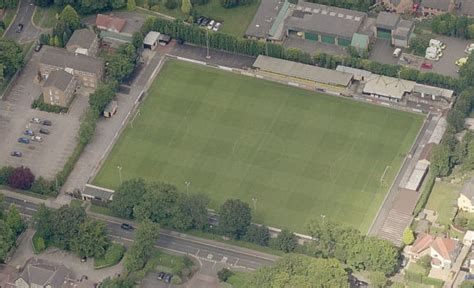 Harrogate Town FC Stadium