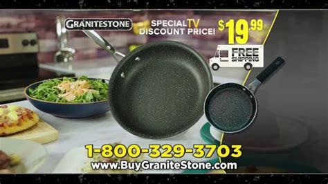 granite stone tv commercial  butter  oil needed ispottv