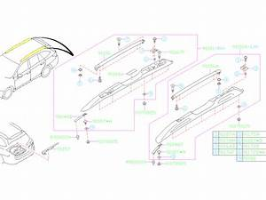 2009 Subaru Outback Parts Diagram