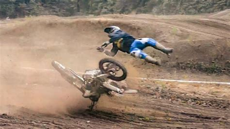what channel is the motocross race on scary motocross accidents 2015 youtube