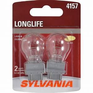 Zevo Led Light Mini Bulb Longer Lasting Oe Quality Sylvania 4157 Long Life Mini