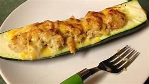 Seafood Stuffed Zucchini Recipe - Allrecipes.com