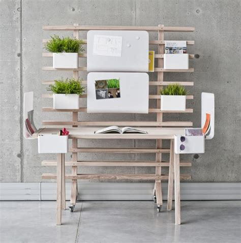 20 idées compactes et créatives pour un bureau multifonction