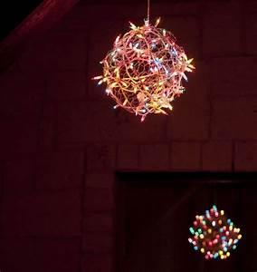 Make, Your, Own, Christmas, Light, Balls