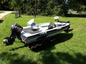 Venom Boat by 1999 Javelin Venom Bass Boat For Sale In Baton