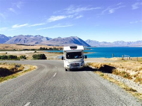 Campervan Rental New Zealand Planning Wilderness   Autos Post