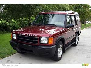 Land Rover Discovery 2 : 2000 rutland red land rover discovery ii 16841540 car color galleries ~ Medecine-chirurgie-esthetiques.com Avis de Voitures