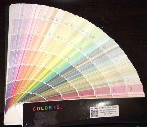 color is paint color fandeck