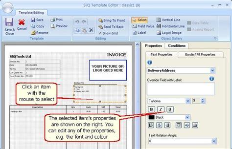 template editor invoice designer invoice template editor invoice template designer