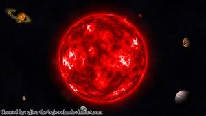 Red Giant Star with 6 Exoplanets by cjlou-the-bejeweler on ...