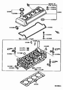 Cylinder Head For 1991