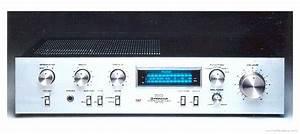 Pioneer Sa-710-2 - Manual - Stereo Integrated Amplifier