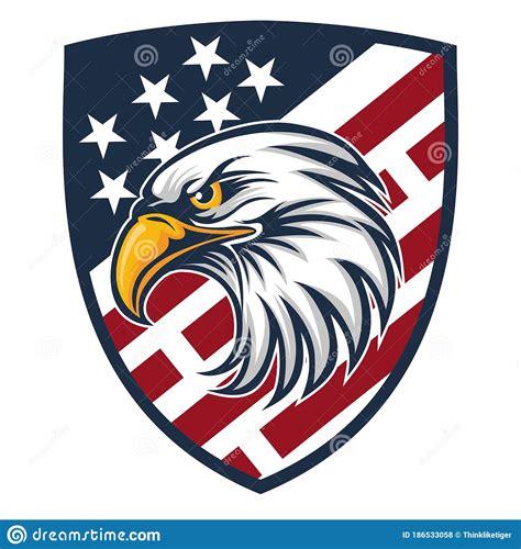 Eagle Made In Usa United States Of America Logo Vector Usa ...