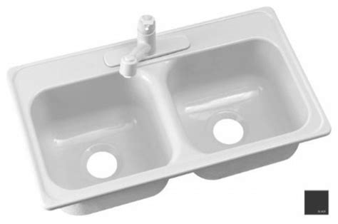mobile home kitchen sink plumbing kitchen sink manufactured mobile home acrylic 9 quot 9186