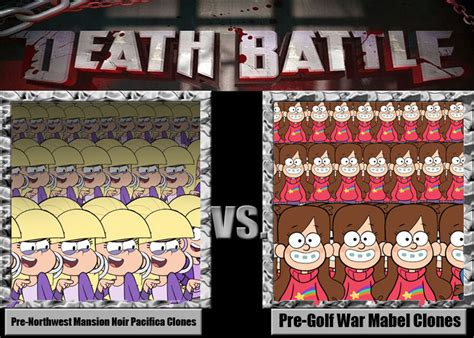 pacifica siege battle pacifica clones vs mabel clones by