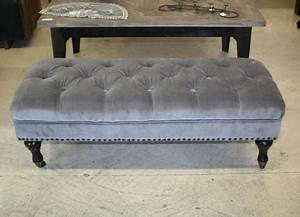 Bout De Lit Capitonné : les meubles neufs vendus ~ Melissatoandfro.com Idées de Décoration