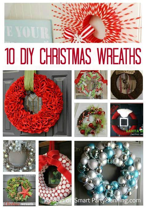 easily    awesome christmas wreaths