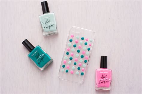 Diy These 6 Phone Cases In Under 10 Minutes  Brit + Co