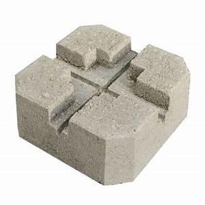 Plot Plastique Terrasse : plot b ton pour terrasse blooma cm castorama ~ Edinachiropracticcenter.com Idées de Décoration
