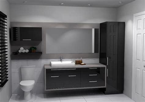 gonthier cuisine et salle de bain idée décoration salle de bain armoire salle de bain