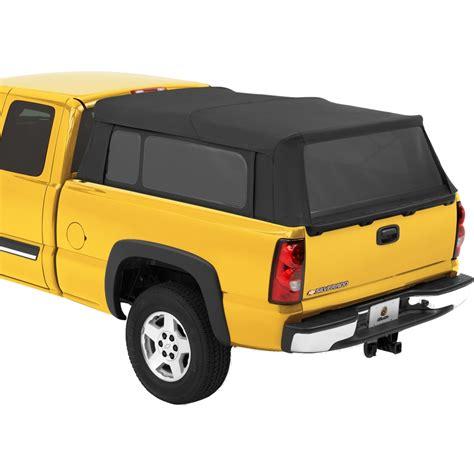 76304 35 Bestop Supertop Fabric Camper Top for Dodge Ram 6