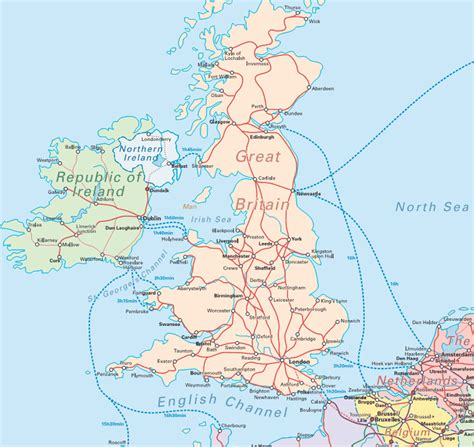 google maps europe map  great britain pictures