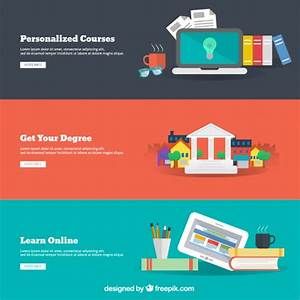 online education infographic vector free download With online education templates free download