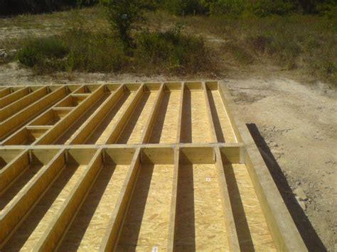 fondation maison en bois ventana