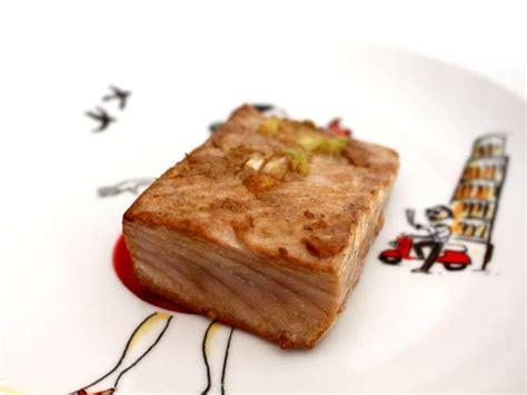 recette de cuisine a la plancha recettes de thon à la plancha