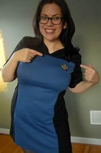 Join Starfleet: Make Your Own Star Trek TNG Skant Uniform ...
