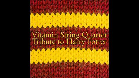 Harry Potter Vitamin String Quartet (hedwig's Theme)